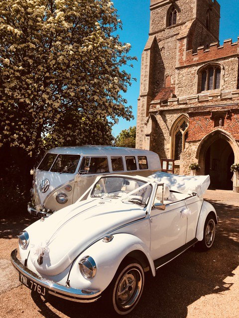 V Dub Rides Hire A Classic Vw Beetle For Your Wedding Day